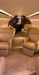 Challenger Jet Charter